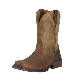 Ariat | Leather Western Rambler Boot